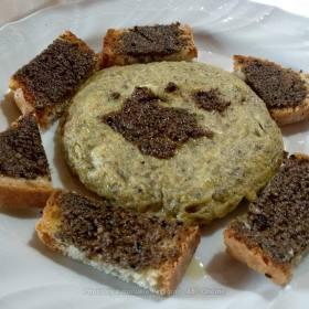 Bruschette al tartufo nero
