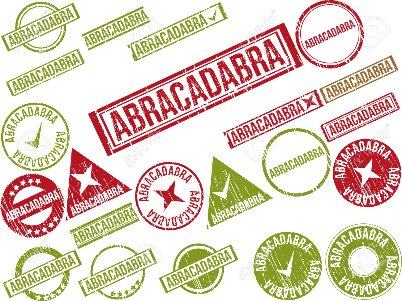 ABRACADABRA: CREO CIO' CHE DICO!
