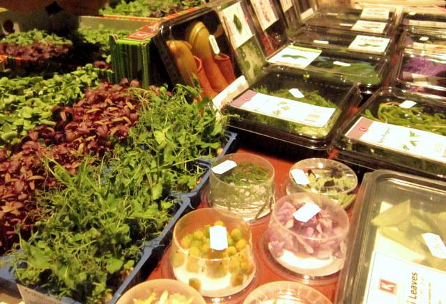 Ancora sorprese dal Taste 2014, alghe e parmigiano senza lattosio