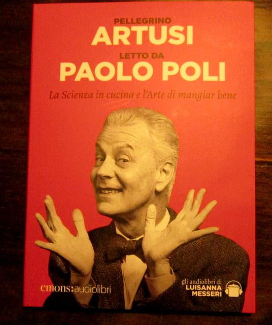 Artusi gastronomo di fine '800, letto da Paolo Poli.