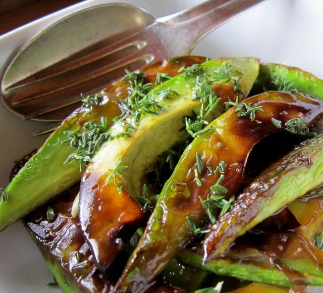 Avocado In Padella Cucinaresuperfacile