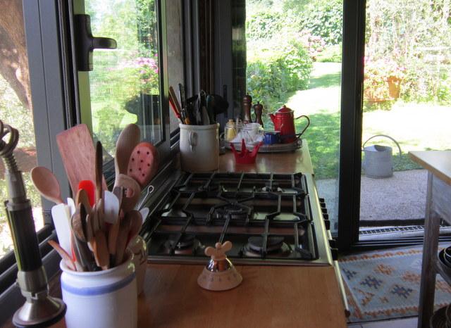 La mia cucina come un giardino cucinaresuperfacile - Cucina in giardino ...