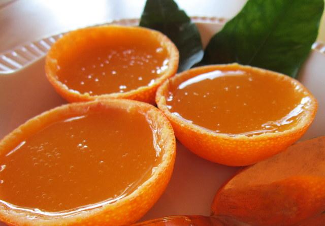 Clementine, una gelatina raffinata, digestiva e rinfrescante