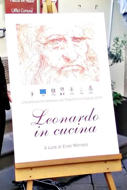 Leonardo da Vinci e la cucina, osservazioni e curiosità
