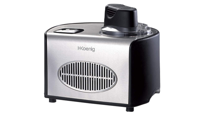 H.Koenig HF250, miglior gelatiera autorefrigerante economica