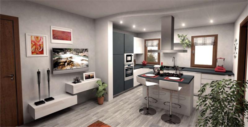 Per arredare correttamente un open space soggiorno e cucina sarà prima. Cucine Open Space Con Cucina A Vista E Zona Living Clara Cucine