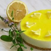 Sprint – cheesecake al limone