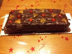 Scrigno di cioccolata con dolce sorpresa