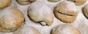 Fagottini ripieni di Pan di Stelle e Nutella