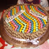 Per merito vostro… un grande grazie a Fran (foto torte)