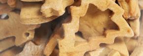 Biscottini da colazione delle Feste