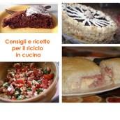 Consigli e ricette per il riciclo degli avanzi in cucina