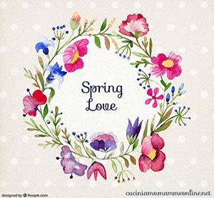 Spring Love Contest - Cuciniamo