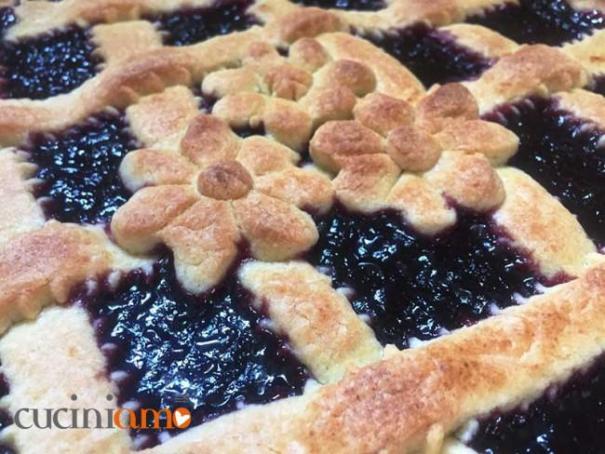 Crostata ai mirtilli con pasta frolla ricetta base per dolci perfetti