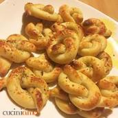 Nodini al parmigiano
