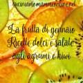Ricette con frutta di stagione - gennaio