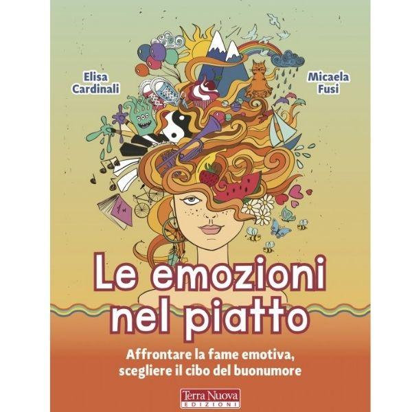 copertina del libro: Le emozioni nel piatto