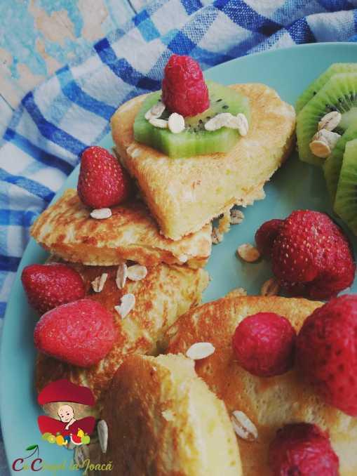 pancakes pufoase-c