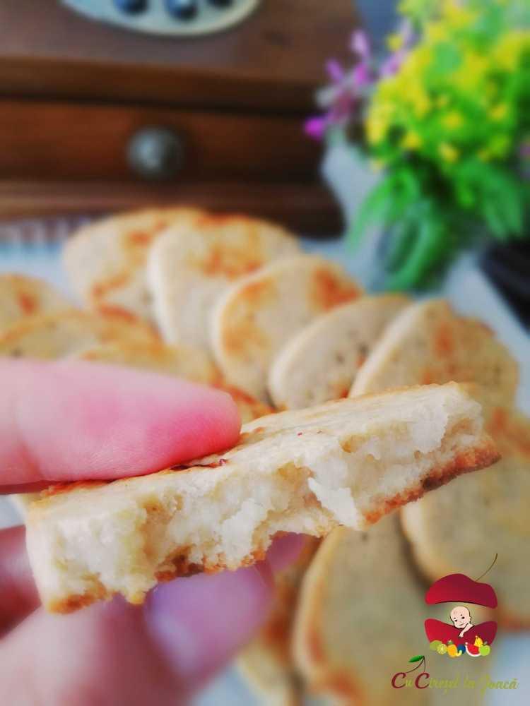 sectiune biscuite
