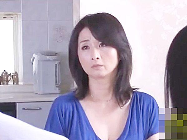 ☆エロドラマ|嫁の母・菊池えり☆娘婿の再就職が決まらずギクシャクする娘夫婦を心配する美熟女ママ。。エロく、一肌脱ぎますョ
