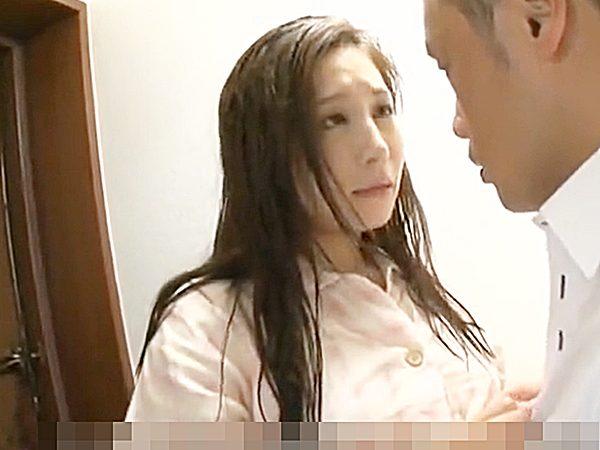 ◆エロドラマ・人妻NTR 佐々木あき◆『家に居たら、ムラムラしちゃって..♡』パジャマ姿で他人棒を訪ねるヤバイ奥様です