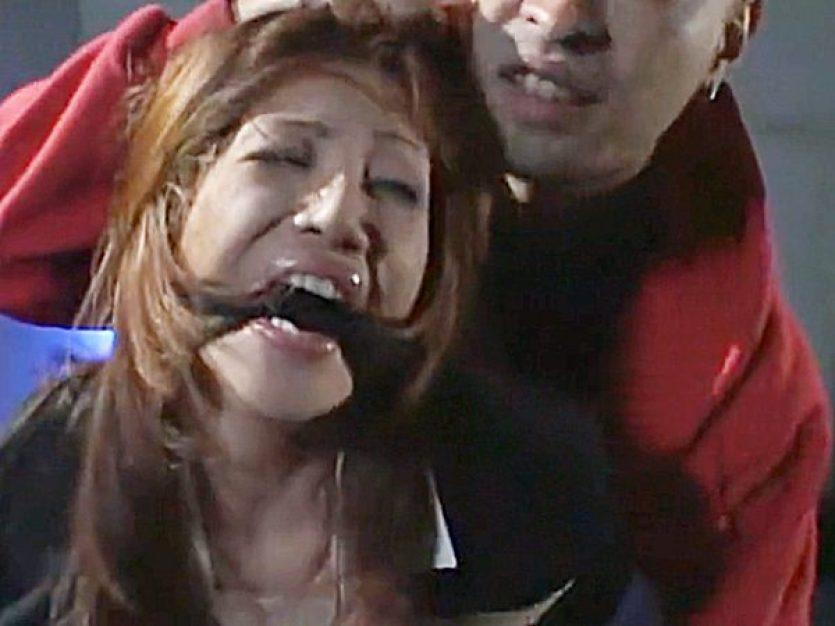★エロドラマ・SM調教|凌辱・夢野まりあ★『嫌ぁーッ..!』家庭教師募集でやって来たナイスバディ美女。。鬼畜に襲われます