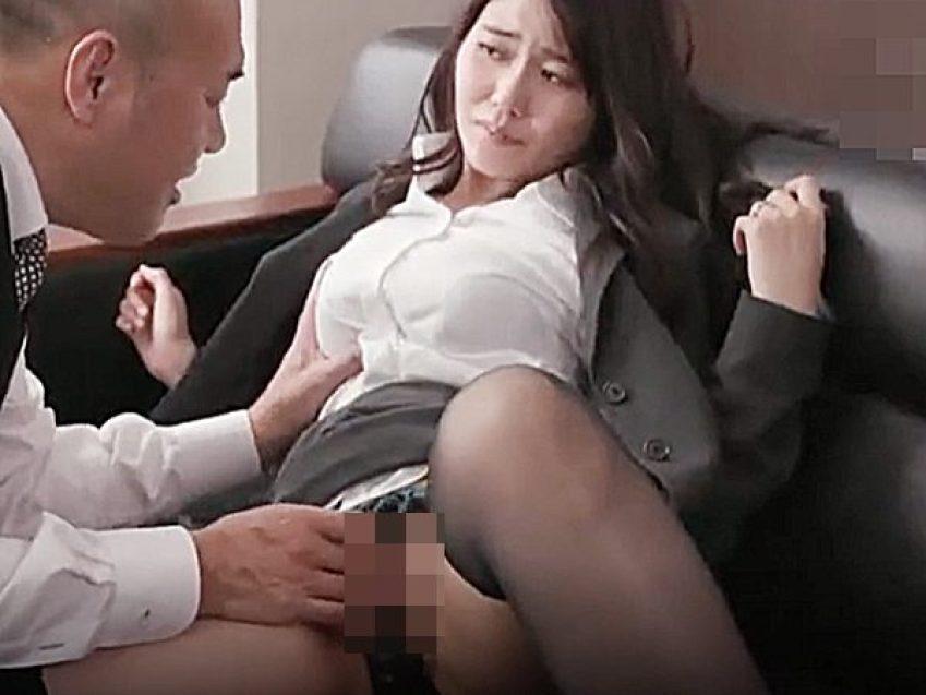 ◆人妻NTR・エロドラマ|オフィス・神宮寺ナオ◆『イキたいだろ..?』エロ上司の焦らしにムラムラな美人部下ですョ~