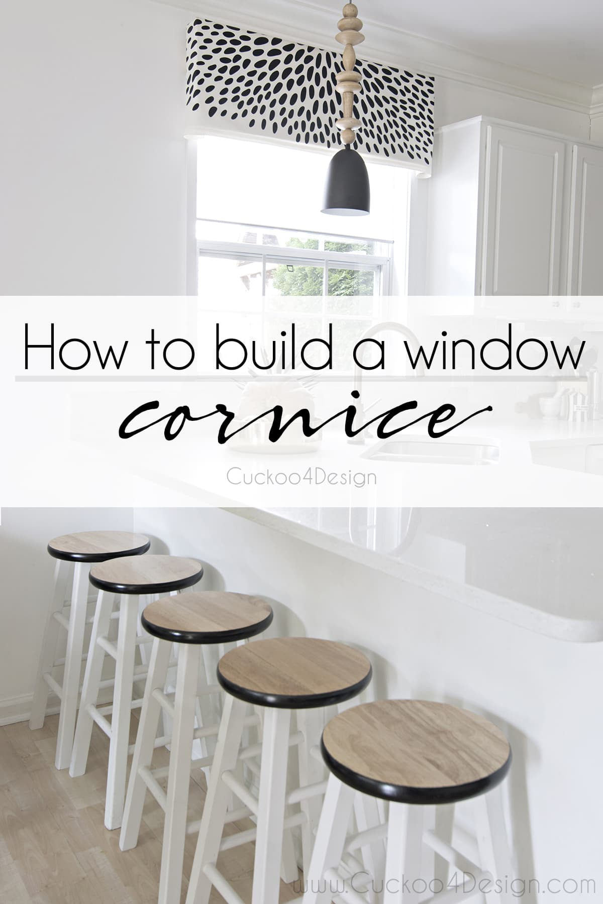 How To Building A Window Cornice
