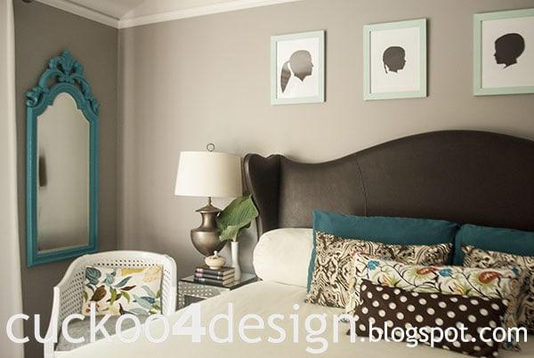 Small Bedroom Update Cuckoo4design