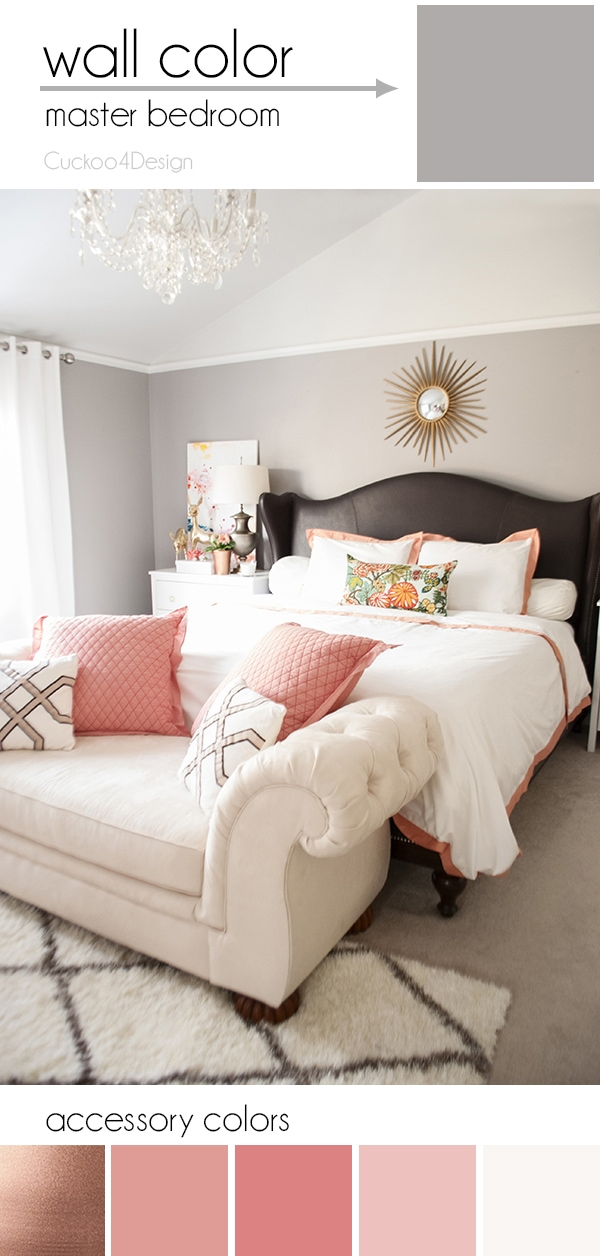 creating a colorful home with neutral walls cuckoo4design on master bedroom wall color id=38214