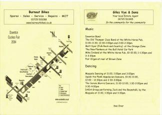 Day Leaflet in 2004