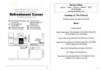 Day Leaflet in 2006