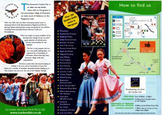 Pamphlet in 2006