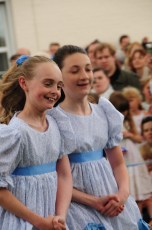 New Forest School Of Dance at the Maypole in 2010