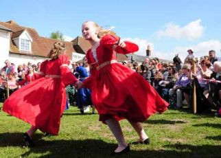 New Forest School of Dance at the Maypole