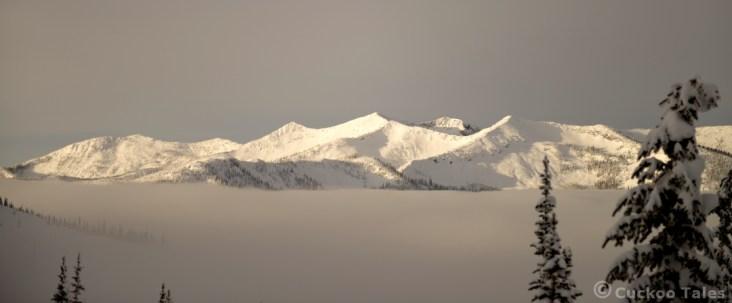 Siwash Mountain.