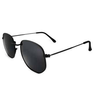 Óculos de Sol Hexagonal Polarizado RB3549 Preto - Pequeno