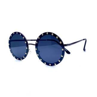 Óculos de Sol redondo bahamas preto