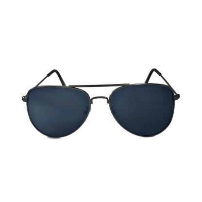 Óculos de Sol Aviador Preto Moscou