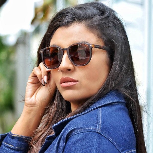 Óculos de Sol Tartaruga Londres