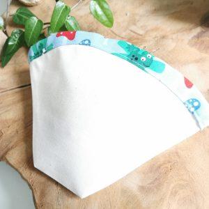 filtre à café en tissu
