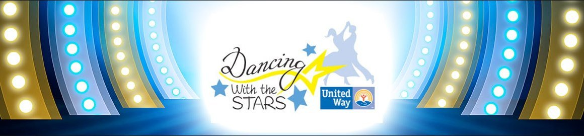 United way of Southern WV Dancing with the stars banner video production by Cucumber and company