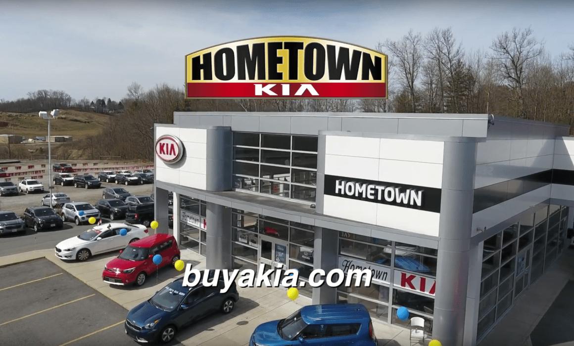 Hometown Kia Website Video Production Car dealer Advertisements Beckley WV Cucumber & Company