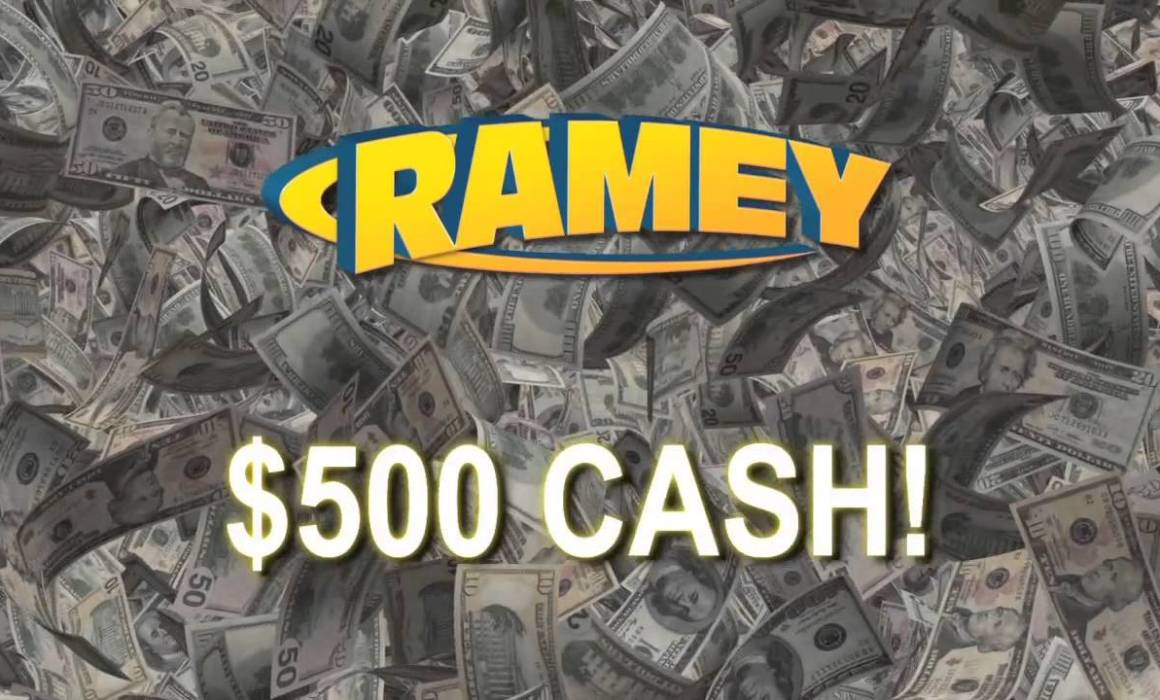Ramey 500 Cash Video Production Beckley