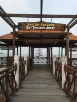 Welcome tu Jeti De' Tanjung