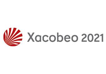 Logotipo del Xacobeo 2021