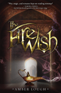 The Fire Wish (The Fire Wish #1) by Amber Lough Goodreads | Purchase A jinni. A princess. And the wish that changes everything... Najwa is a jinni, training to be a spy in the war against the humans. Zayele is a human on her way to marry a prince of Baghdad—which she'll do anything to avoid. So she captures Najwa and makes a wish. With a rush of smoke and fire, they fall apart and re-form—as each other. A jinni and a human, trading lives. Both girls must play their parts among enemies who would kill them if the deception were ever discovered—enemies including the young men Najwa and Zayele are just discovering they might love.