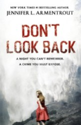 Don't Look Back by Jennifer L. Armentrout (UK co)er>