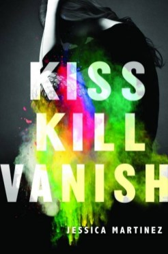 Win an ARC of Kiss Kill Vanish and a copy of The Vow at Rather Be Reading!