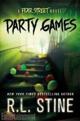 Party Games: A Fear Street Novel